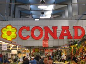 Supermercato CONAD Euromarket